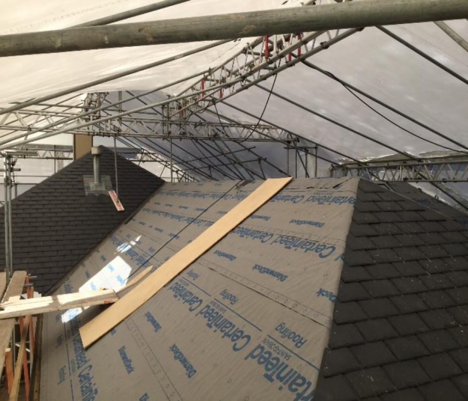 Roof Edge Protection Christchurch Canterbury Erect